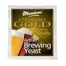 Pivné kvasinky Muntons Premium Gold